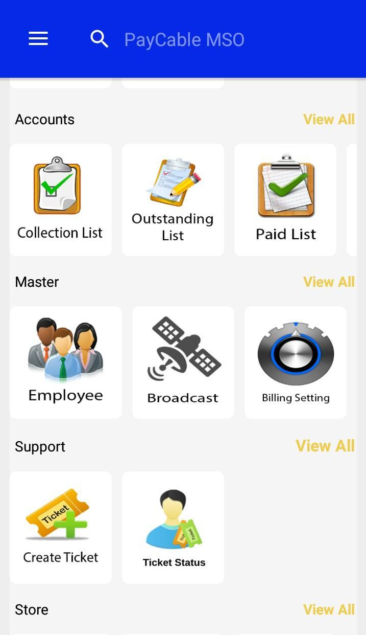 Paycable MSO Collection Agent App for Android - APK Download