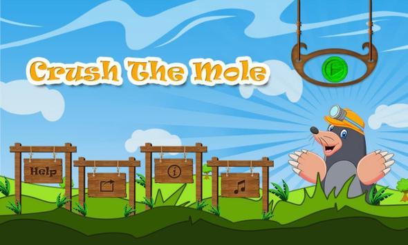 Crush the Mole poster