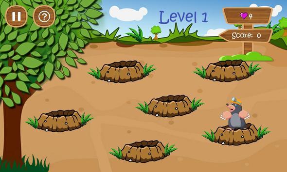 Crush the Mole screenshot 3