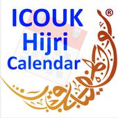 ICOUK Hijri Calendar icon