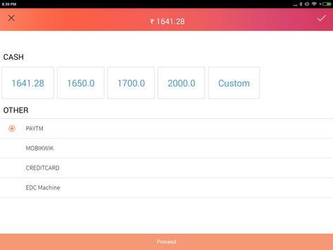 CirQ QSR Manager apk screenshot
