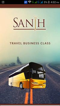 Sanjh Travels poster