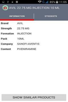 ChemistLive apk screenshot