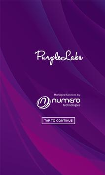 Purple Labs poster