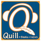 eBooks, Audio Books and Magazines - Quill Books icon