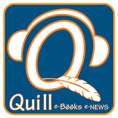 eBooks, Audio Books and Magazines - Quill Books icon