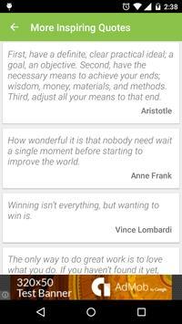Inspiring Quotes - To Motivate screenshot 2