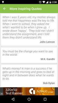 Inspiring Quotes - To Motivate screenshot 3