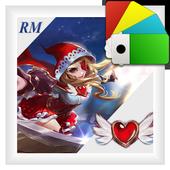 Ruby [ML] - theme Xperia™ icon