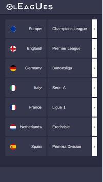 Leagues screenshot 2