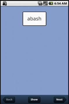 VocabularyBuilder poster