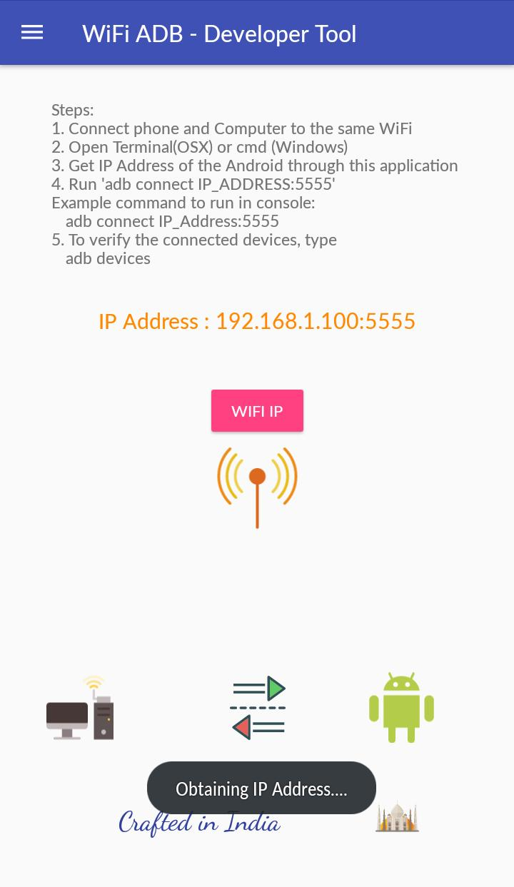 WiFi ADB - Developer Tool for Android - APK Download