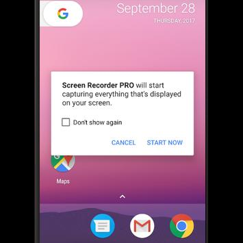Screen Recorder PRO apk screenshot