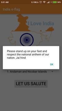 India E-flag apk screenshot