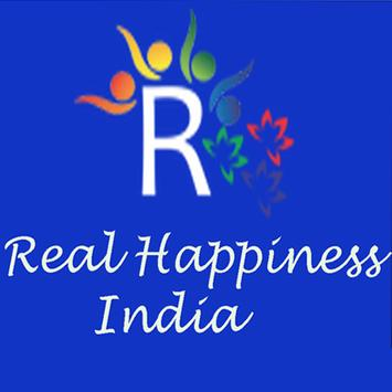 Real Happiness India poster