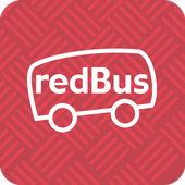 redBus - Online Bus Ticket Booking, Hotel Booking-icoon