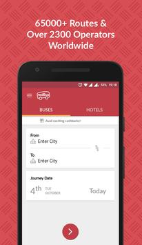 redBus - Online Bus Ticket Booking, Hotel Booking-poster
