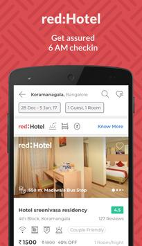 redBus - Online Bus Ticket Booking, Hotel Booking APK-screenhot