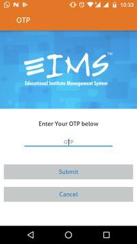 EIMS - My School App screenshot 1