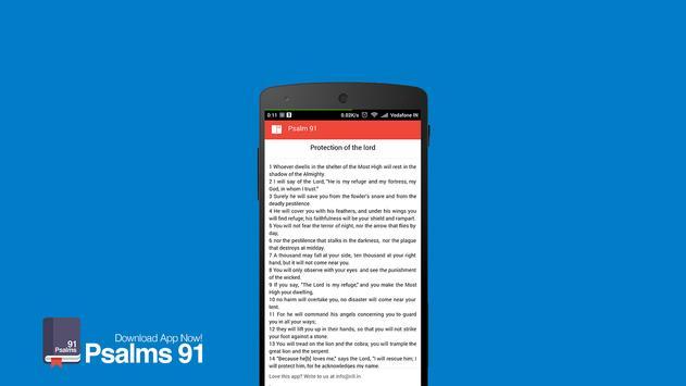 Psalm 91 Audio Bible Niv
