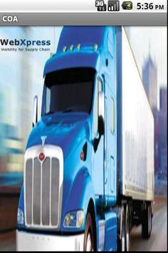 Webxpress OutStanding Bills poster