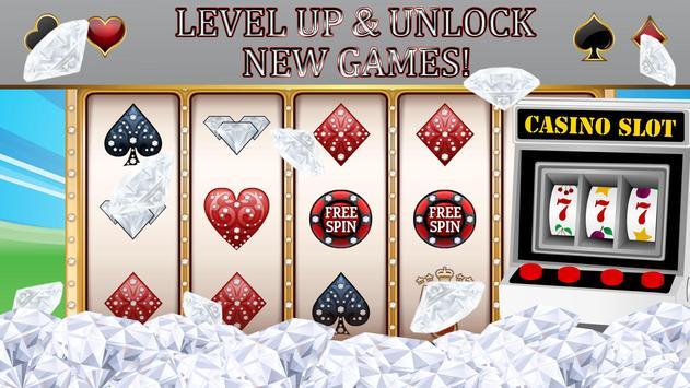 Action Diamonds Slots screenshot 3
