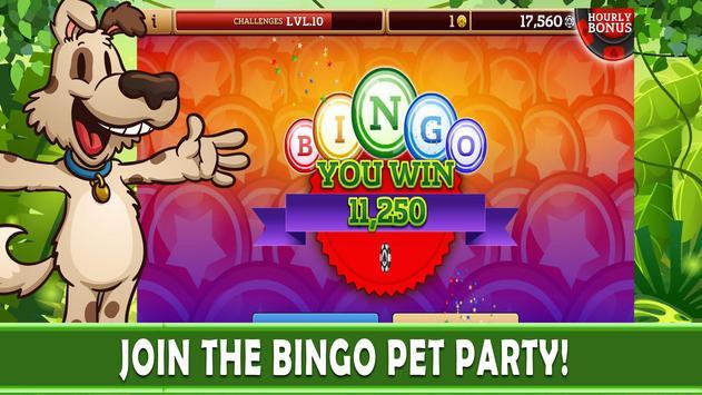 Bingo Pets Party screenshot 1