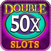 Double 50x Pay Slot Machines icon