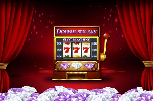 Double 50x Pay Slot Machines poster