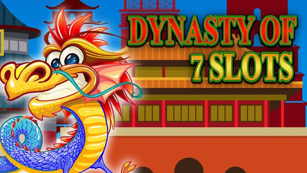 Dynasty of 7 Slots poster