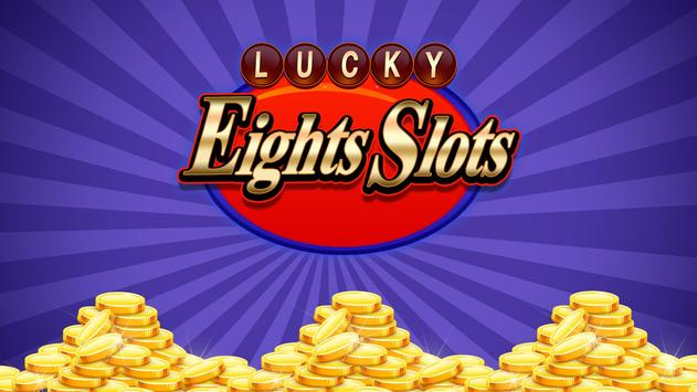 Lucky Eights Slots poster