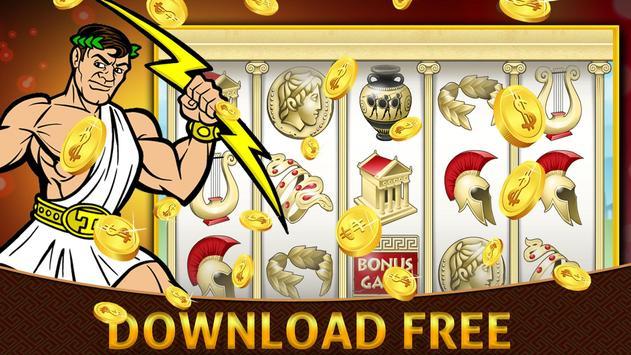 Slots - Gladiator of Rome screenshot 1