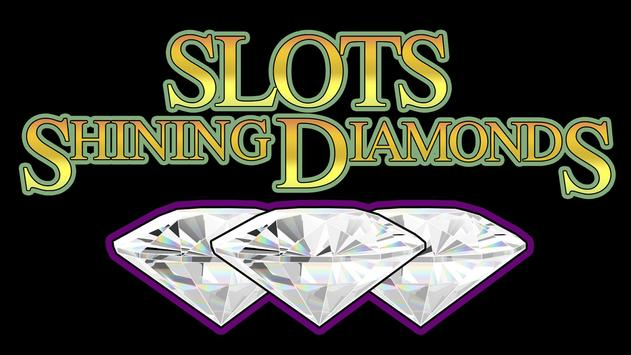 Slots - Shining Diamonds poster