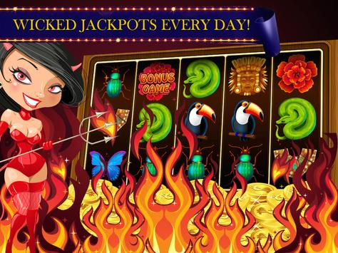 Wicked Jackpots Slots screenshot 11