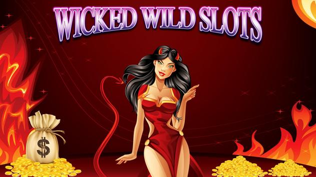 Wicked Wilds Slots poster