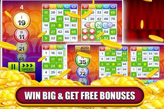 Triple 50x pay Bingo screenshot 9