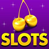 Triple Gold Cherry Slots icon