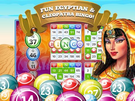 Cleopatra Bingo Free screenshot 5