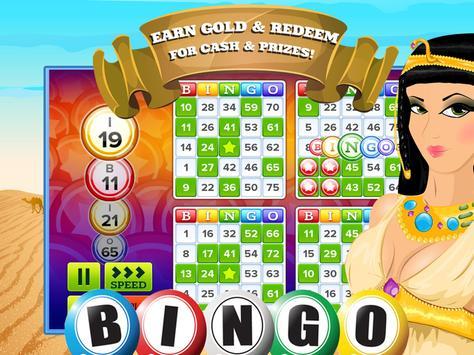 Cleopatra Bingo Free screenshot 6