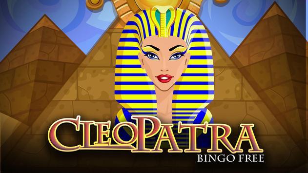 Cleopatra Bingo Free poster