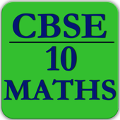 CBSE X Maths icon