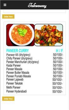 Takeaway Restaurant Bhubaneswar screenshot 5