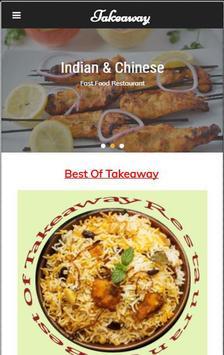 Takeaway Restaurant Bhubaneswar poster