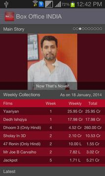 Box Office India poster