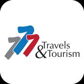 Travels777 - Alkhaleej Travels icon