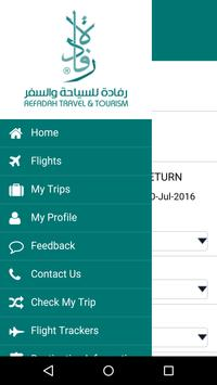Refadah Travel Jordan apk screenshot