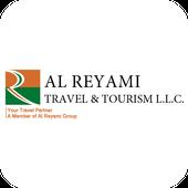 Reyami Travel Hub icon