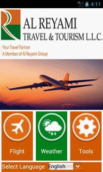Reyami Travel Hub poster