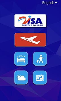 Visa Travel poster