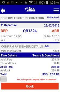 Visa Travel apk screenshot